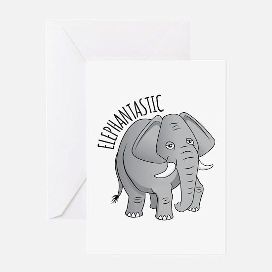 Elephantastic Greeting Cards