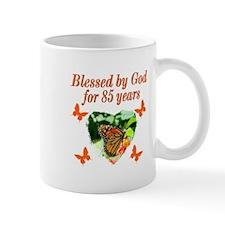 BLESSED 85TH Mug