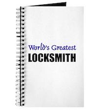 Worlds Greatest LOCKSMITH Journal