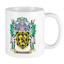 Buchanan Coat of Arms - Family Crest Mugs