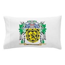 Buchanan Coat of Arms - Family Crest Pillow Case