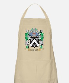Buckley Coat of Arms - Family Crest Apron