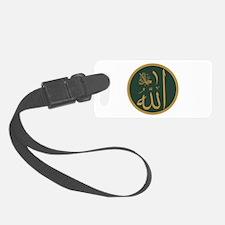Allah Symbol Luggage Tag