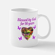 LOVELY 90TH Mug