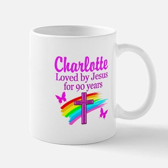 CHRISTIAN 90TH Mug