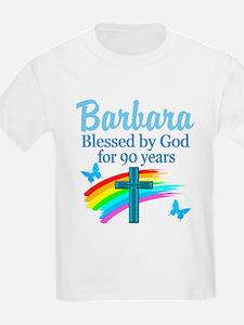 CHRISTIAN 90TH T-Shirt