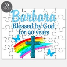CHRISTIAN 90TH Puzzle