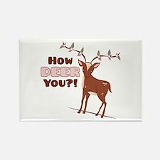 How Deer You Magnets
