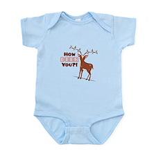 How Deer You Body Suit