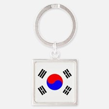 South Korea Keychains