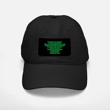 Ten Commandments Baseball Hat