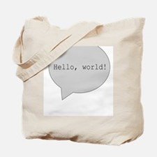 H2H MALE ANGEL PROTECTING Tote Bag