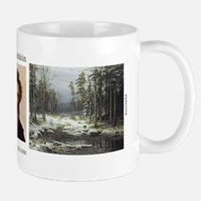 The First Snow by Shishkin Mug