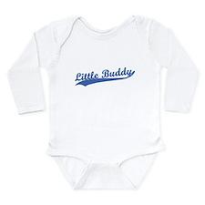 Unique Buddy guy Long Sleeve Infant Bodysuit