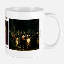 Nights Watch by Rembrandt Mug
