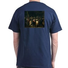 Nights Watch by Rembrandt T-Shirt