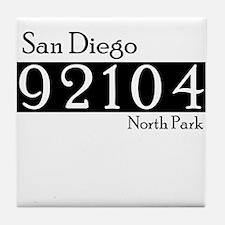 92104NP Tile Coaster