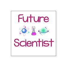 Future Scienti Sticker