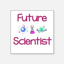 Future Scienti Sticker