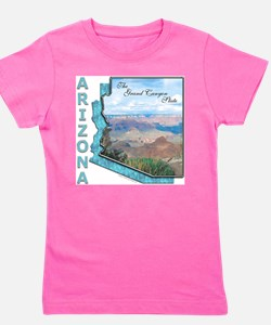 Unique Kings canyon national park Girl's Tee