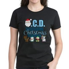 Cool Funny christmas Tee
