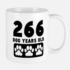 266 Dog Years Old Mugs