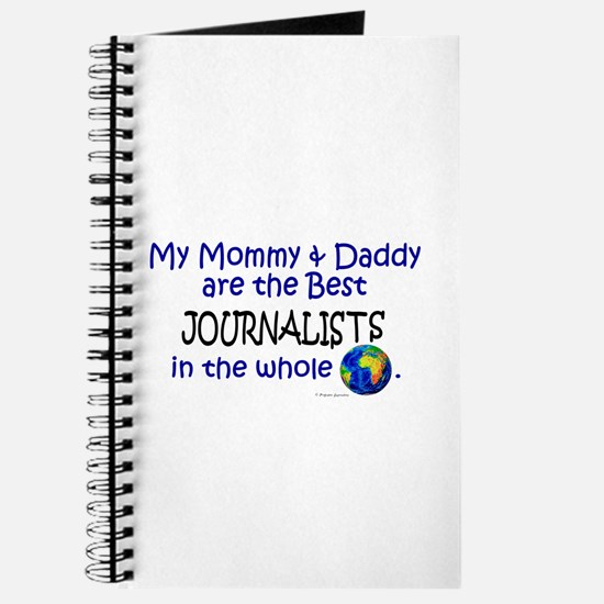 Best Journalists In The World Journal