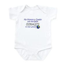 Best Journalists In The World Infant Bodysuit