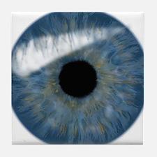 Cute Eyeball Tile Coaster
