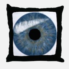Cute Eyeball Throw Pillow