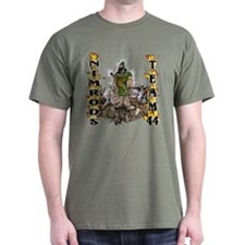 44-Official Team The Nimrods T-Shirt