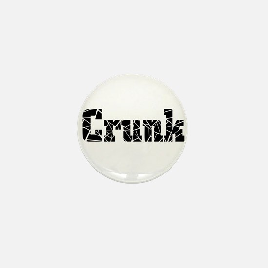 Crunk Mini Button