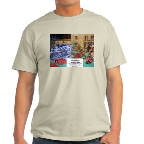 The Games of War 34 Light T-Shirt