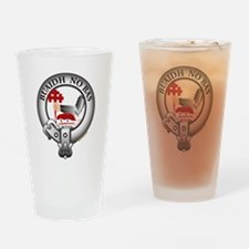 MacDougall Clan Drinking Glass