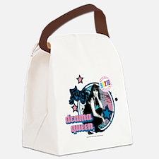 90210: Brenda Walsh Drama Queen Canvas Lunch Bag
