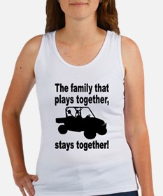 Plays together Tank Top