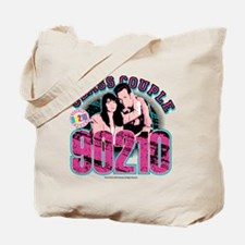 90210: Class Couple Tote Bag