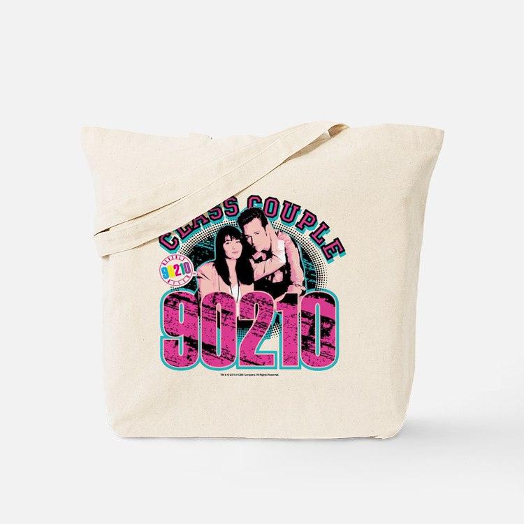 90210: Class Couple Tote Bag