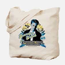 90210: Brandon Walsh Tote Bag