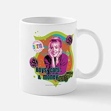 90210: Kelly Taylor Boys,Cars, and Mone Mug