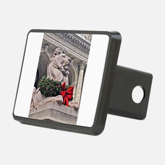 New York Public Library Lion Hitch Cover