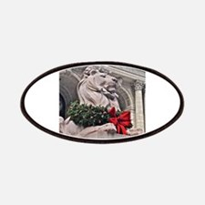 New York Public Library Lion Patch
