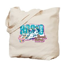 90210: Beach Babes Tote Bag