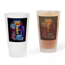 The Golden Years Drinking Glass