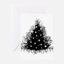 Funny Gothic christmas Greeting Cards (Pk of 20)