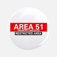 AREA 51 - GROOM LAKE Button