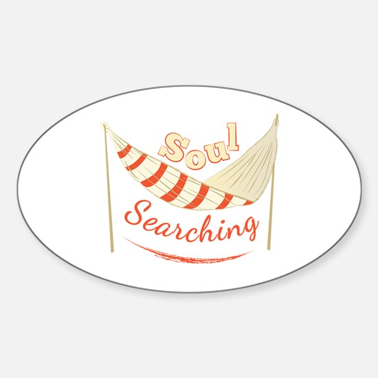 Soul Searching Decal