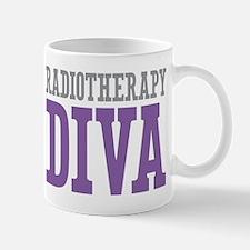 Radiotherapy DIVA Mugs