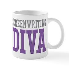 Screenwriting DIVA Mugs