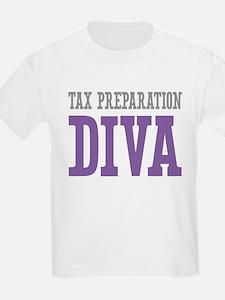 Tax Preparation DIVA T-Shirt